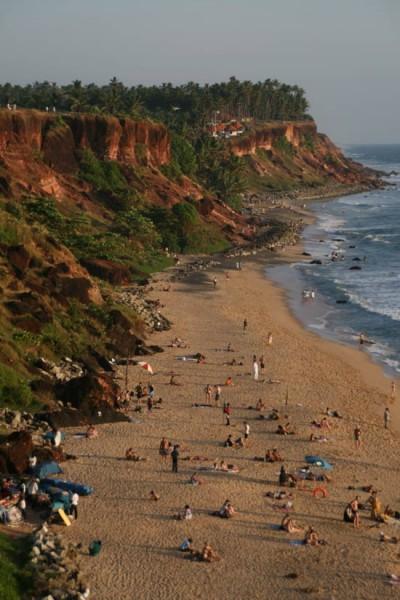 Varkala, Kerala Beach