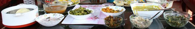 A Keralan Feast
