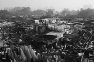 Dhobi Ghat in Mumbai